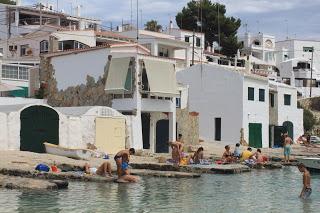 Cala Alcaucar Menorca