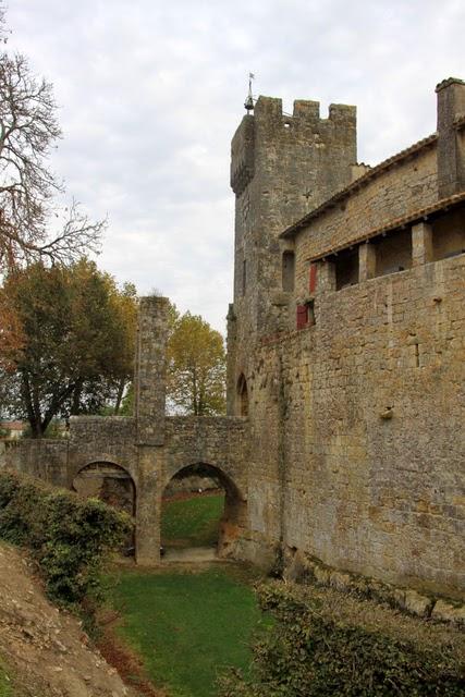 escapada por las bastidas de Aquitania y Gascuña