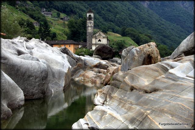 Gran Ruta Suiza en autocaravana