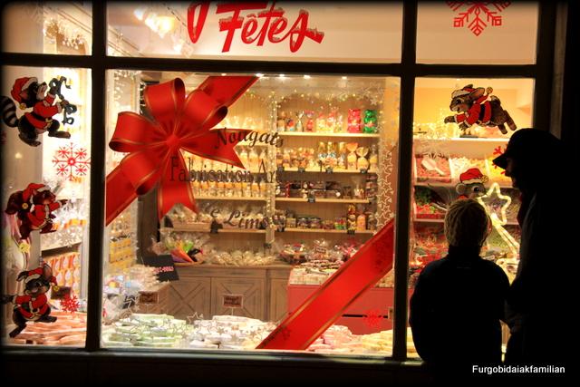 Carcassonne, mercados de Navidad del sur de Francia