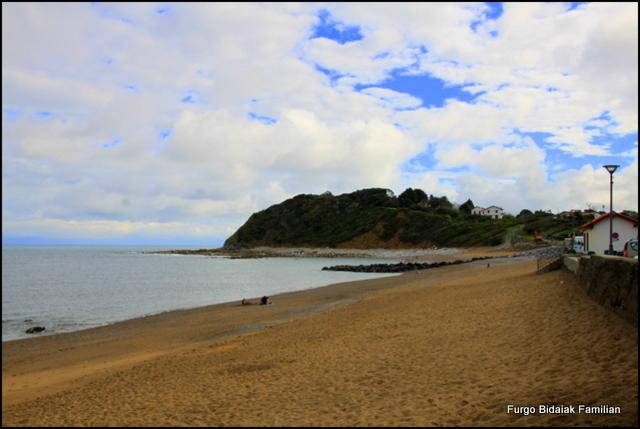 playa Erromardie FLOWER CAMPING LA FERME ERROMARDIE