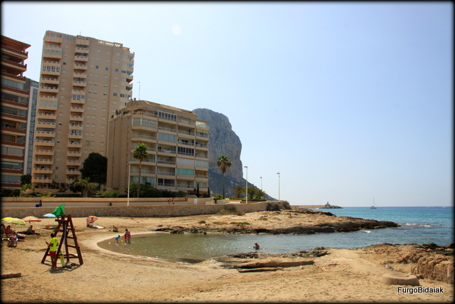 Playa Morelló