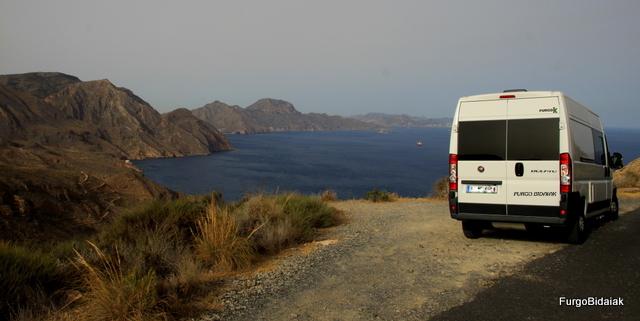 Ruta mediterránea Costa Blanca y Costa Cálida