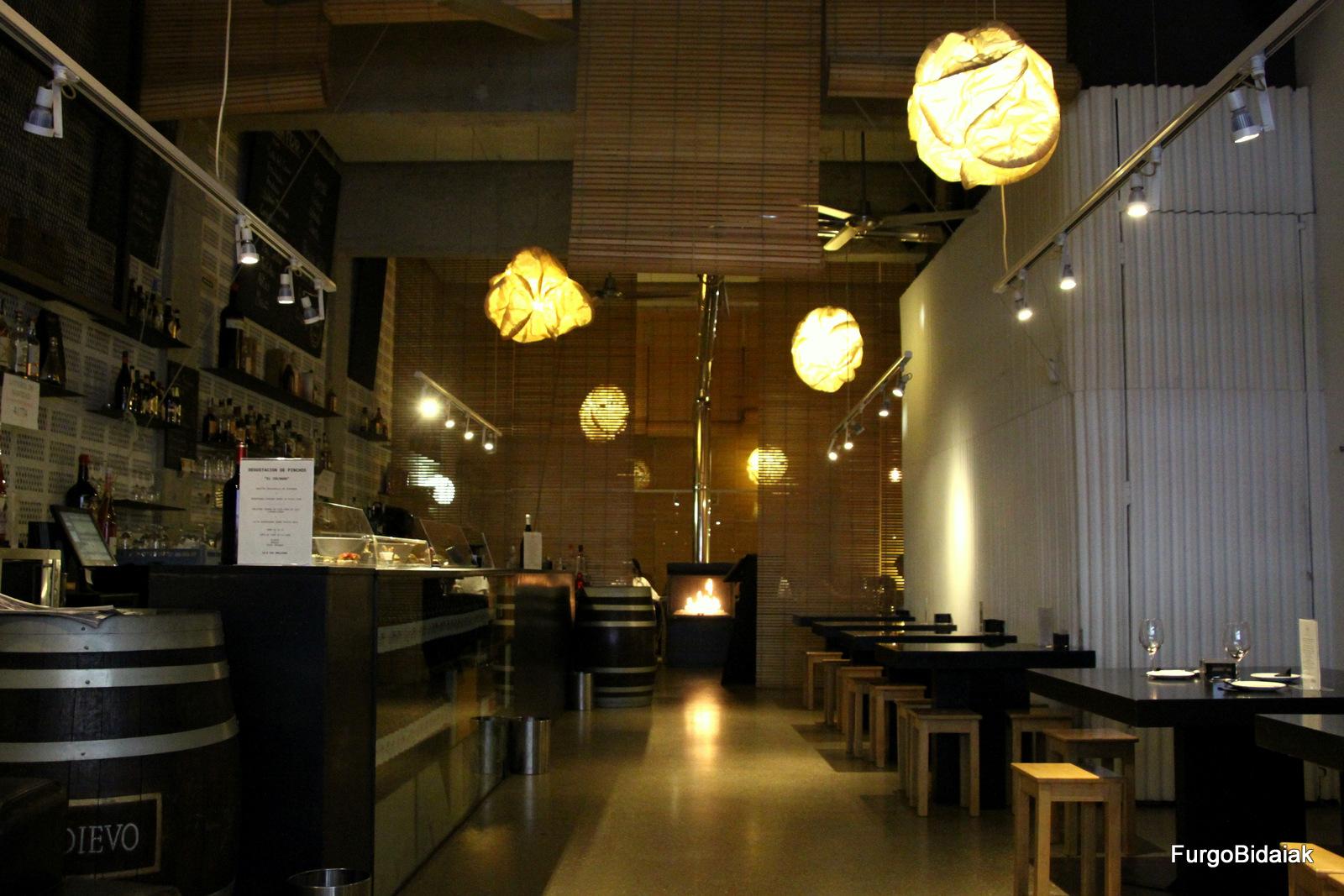 El Colmado_restaurante_Pamplona
