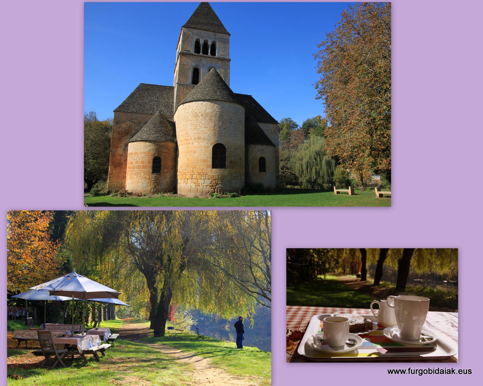 Saint Leon sur Vezére Dordogne