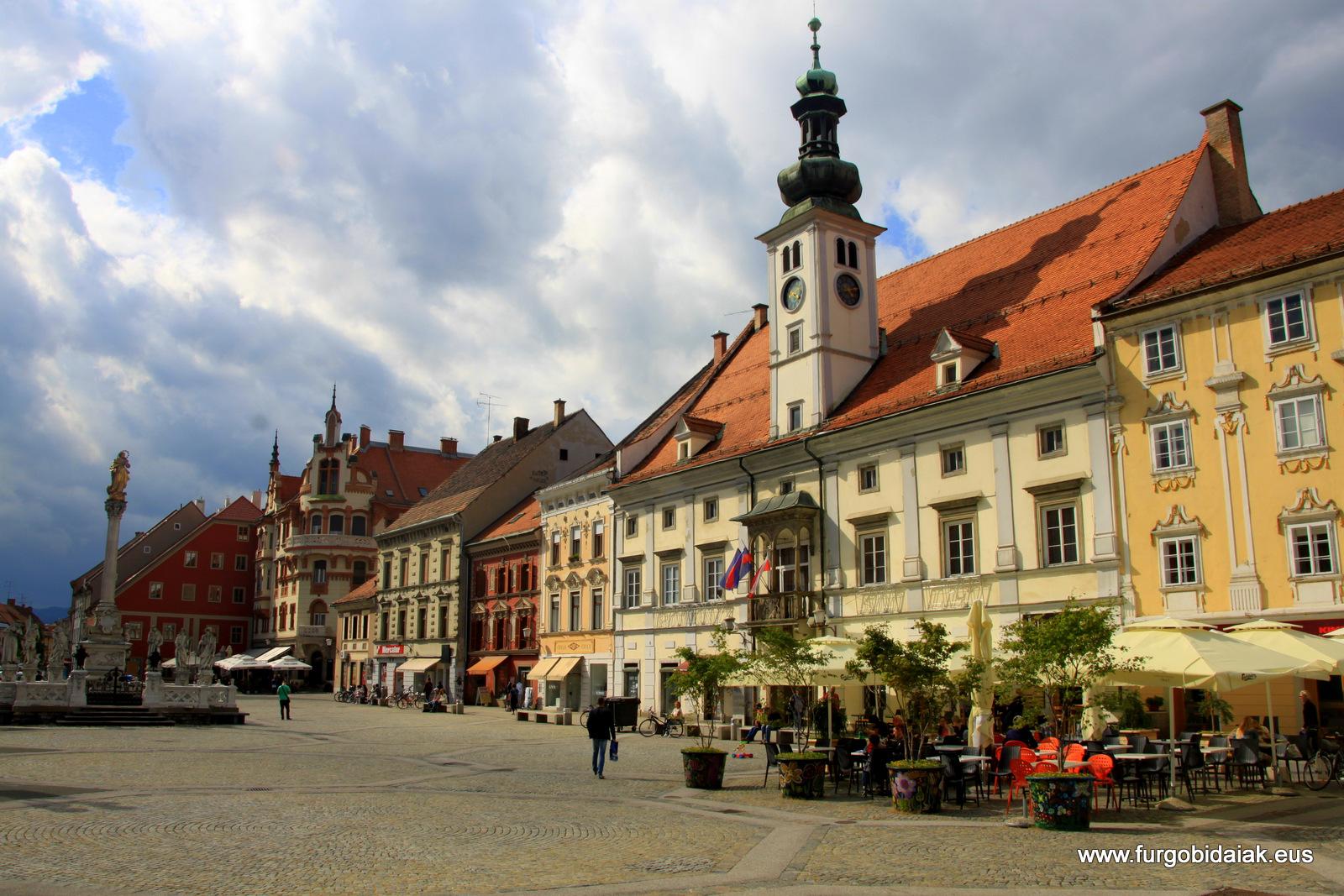 eslovenia Grajksi Trg, Maribor