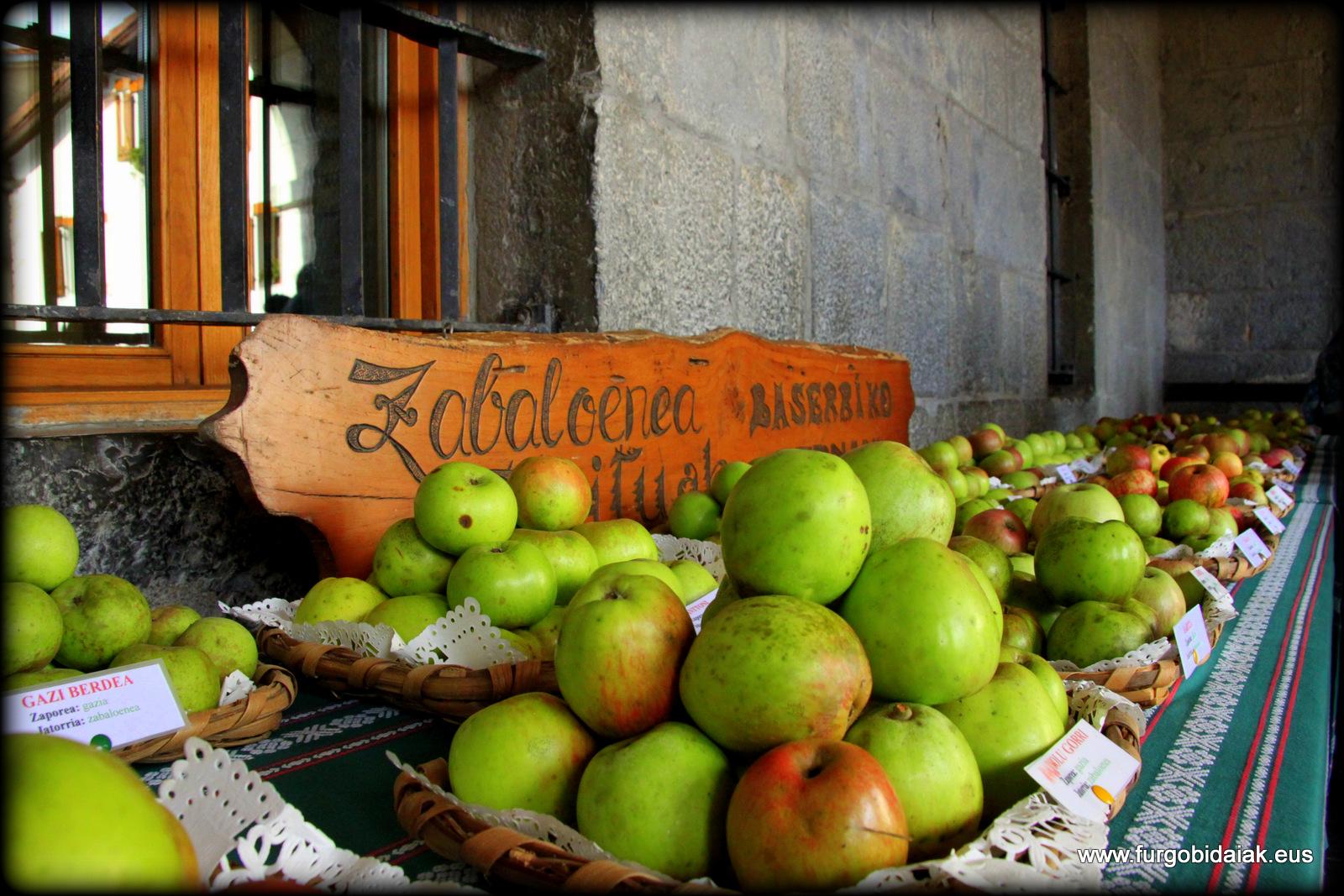 manzanas Astigarraga
