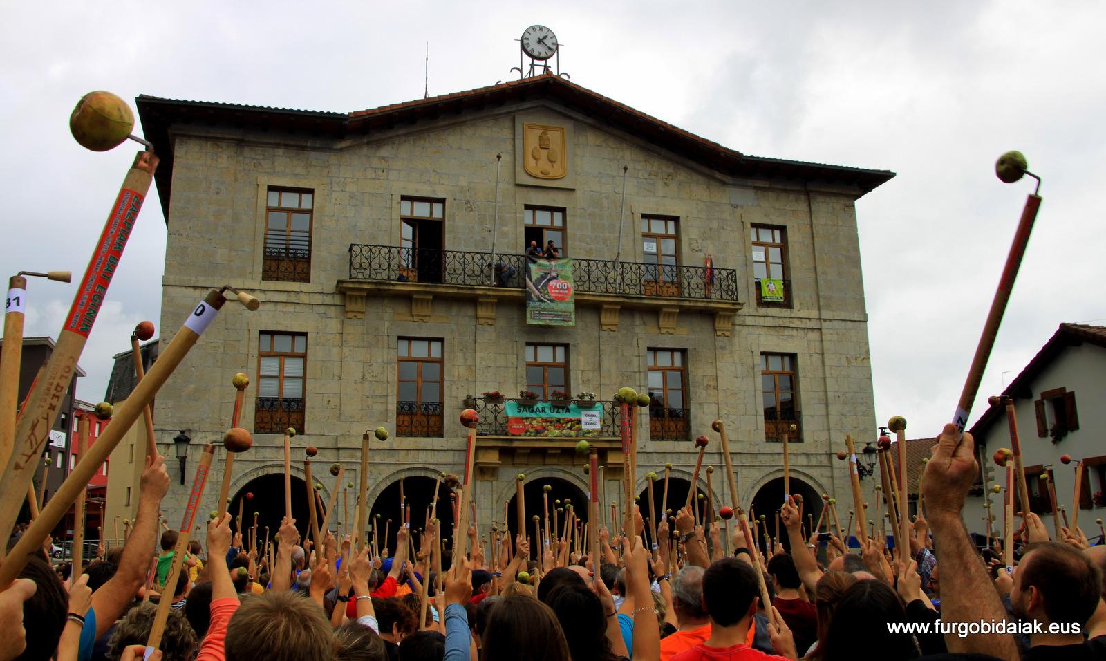 plaza Astigarraga