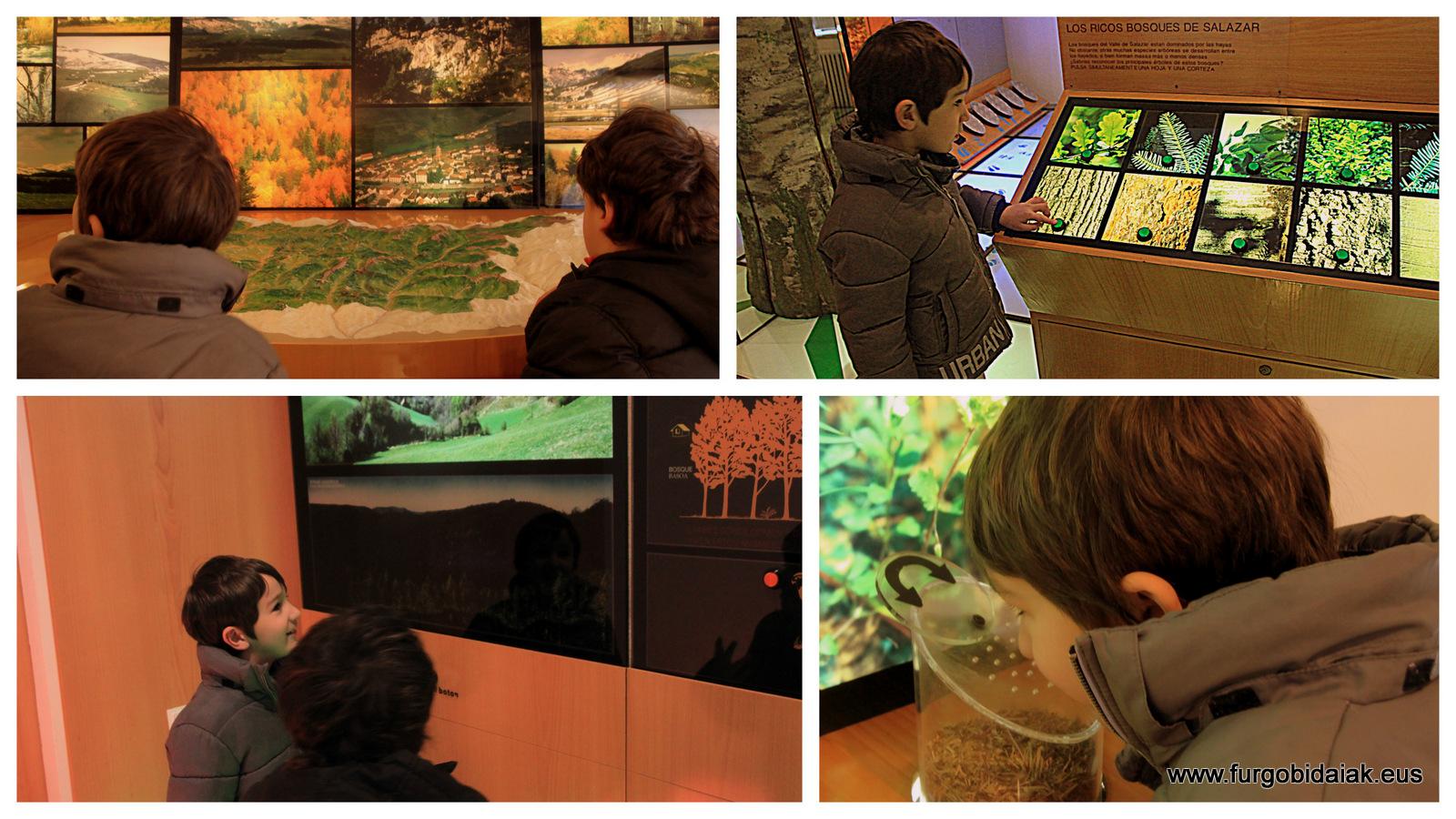 Otsagabia centro interpretación naturaleza