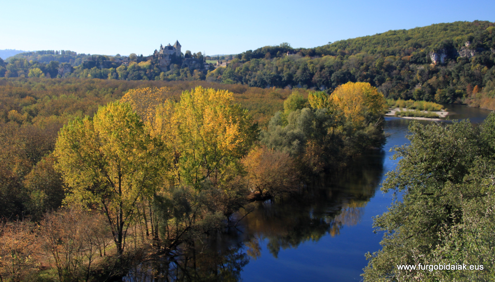 Cingle de Monfort Dordogne