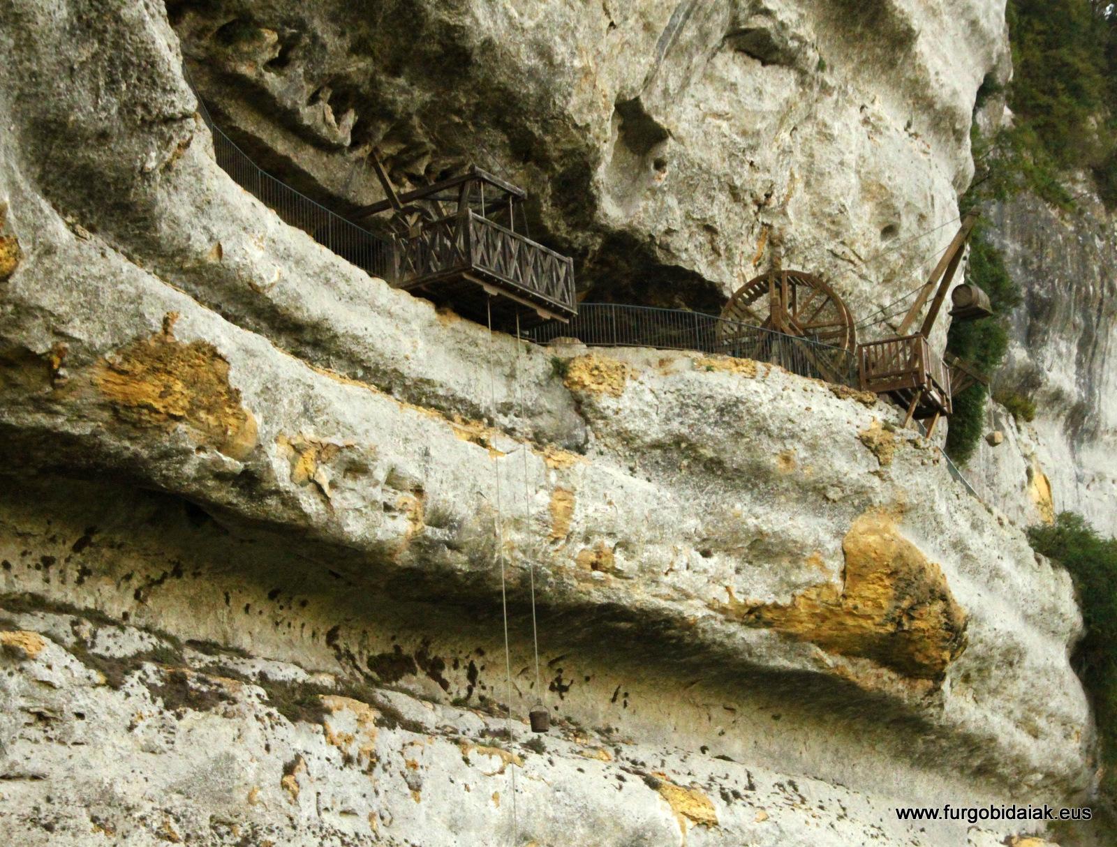 La Roque Saint-Christophe Dordogne