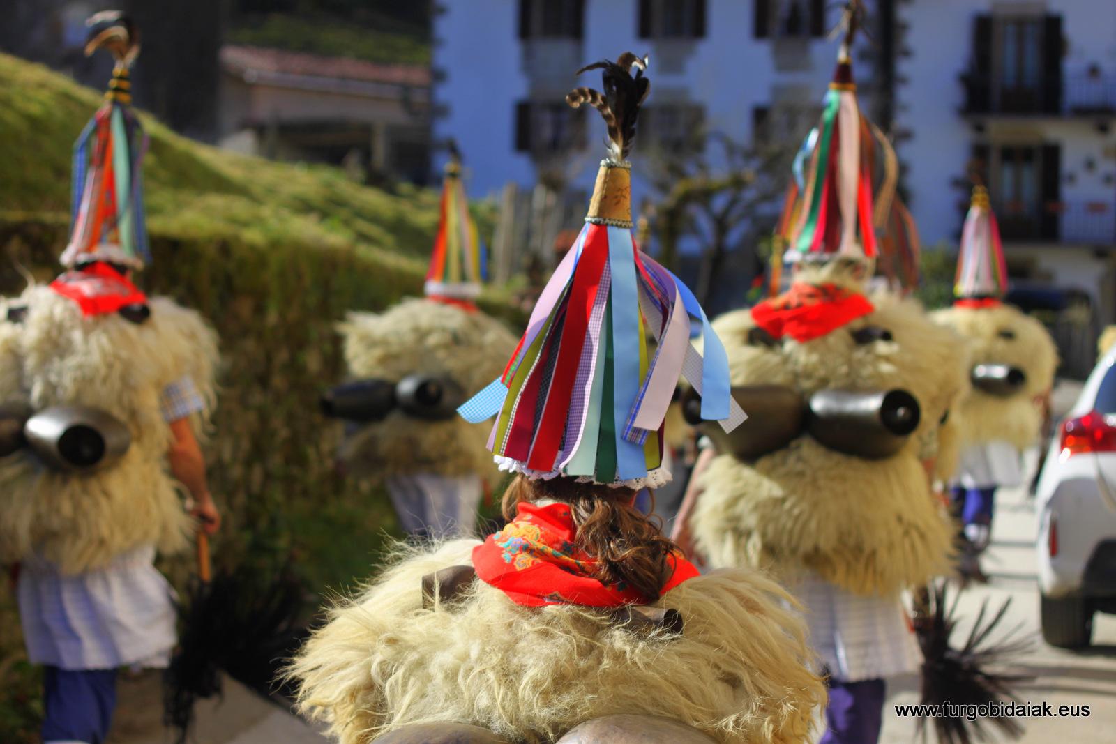 Carnavales de Ituren-Zubieta