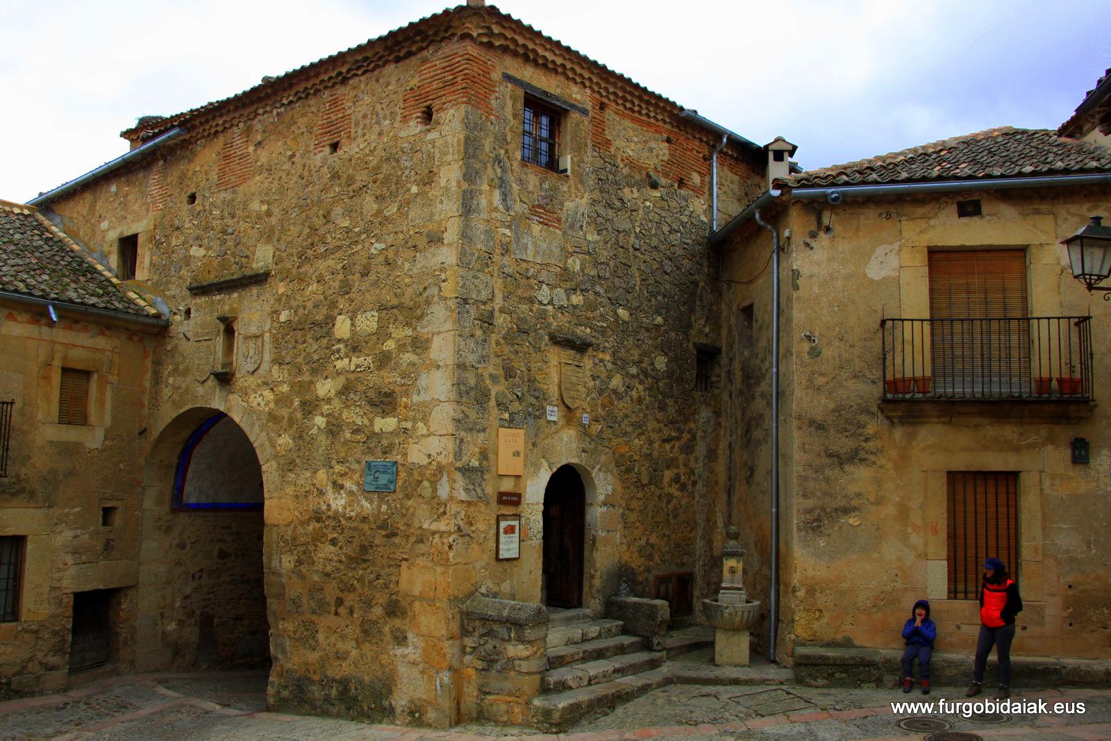 Cárcel medieval Pedraza