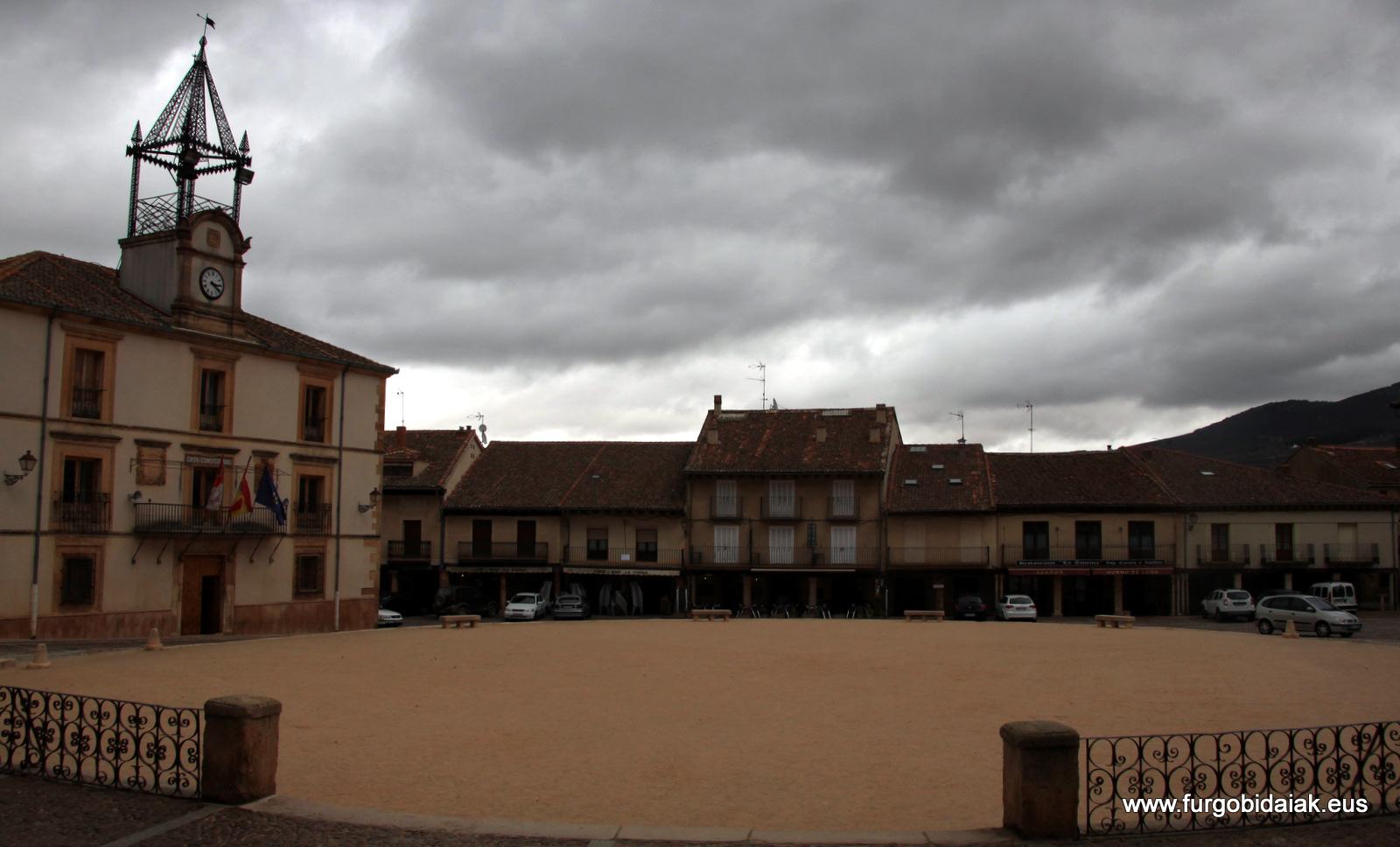 plaza toros Riaza