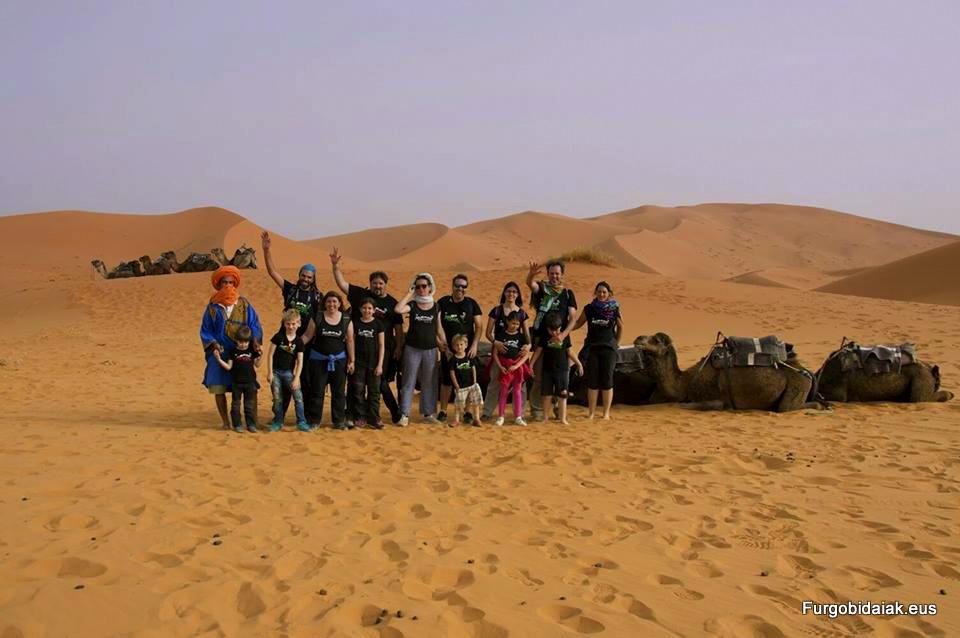Marruecos en furgoneta camper