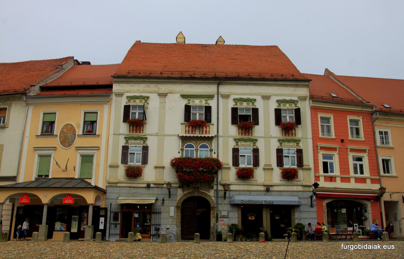 Casas de Ptuj Eslovenia