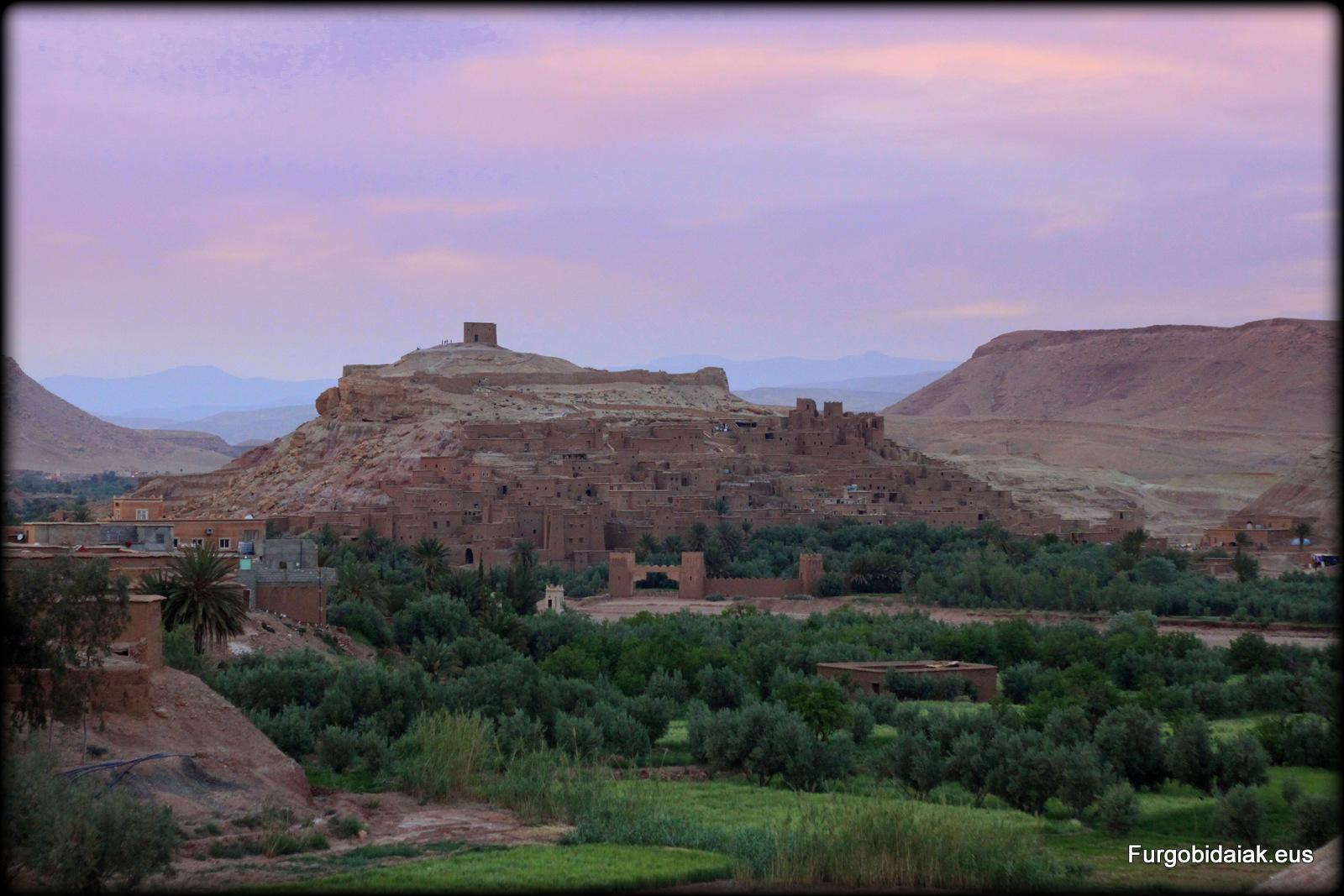 Kasbah Ait Ben Hadou Marruecos