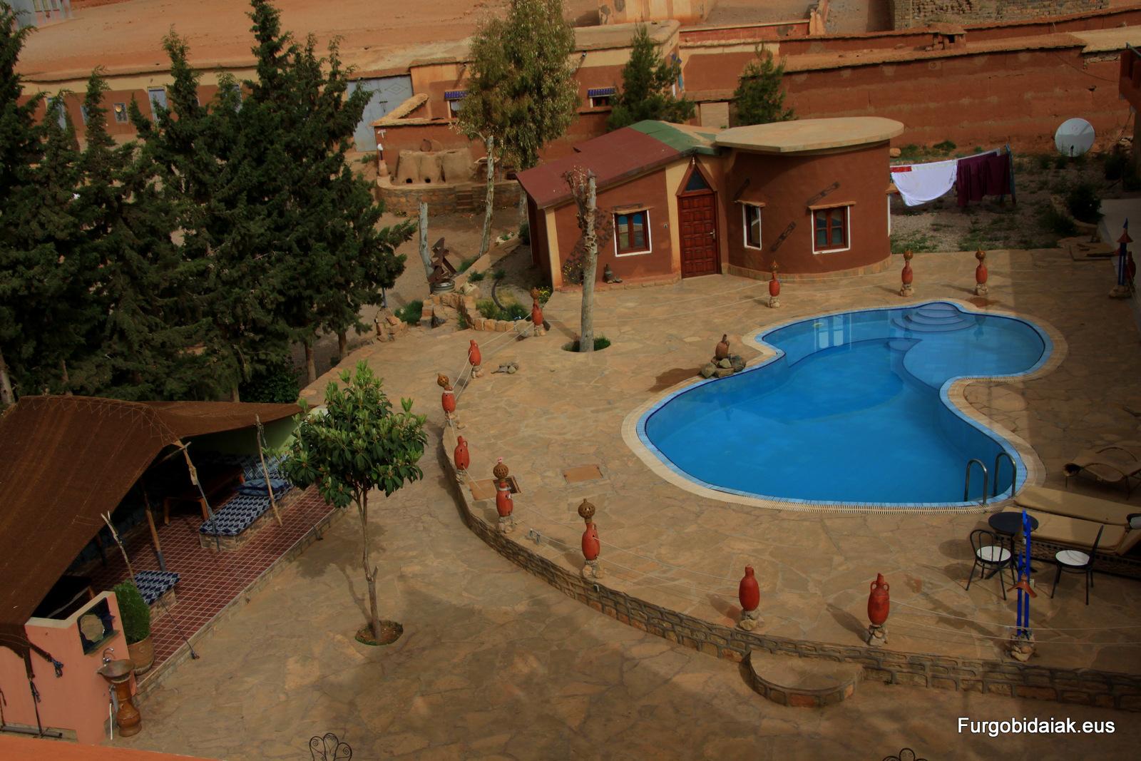 Alberge Baddou Marruecos
