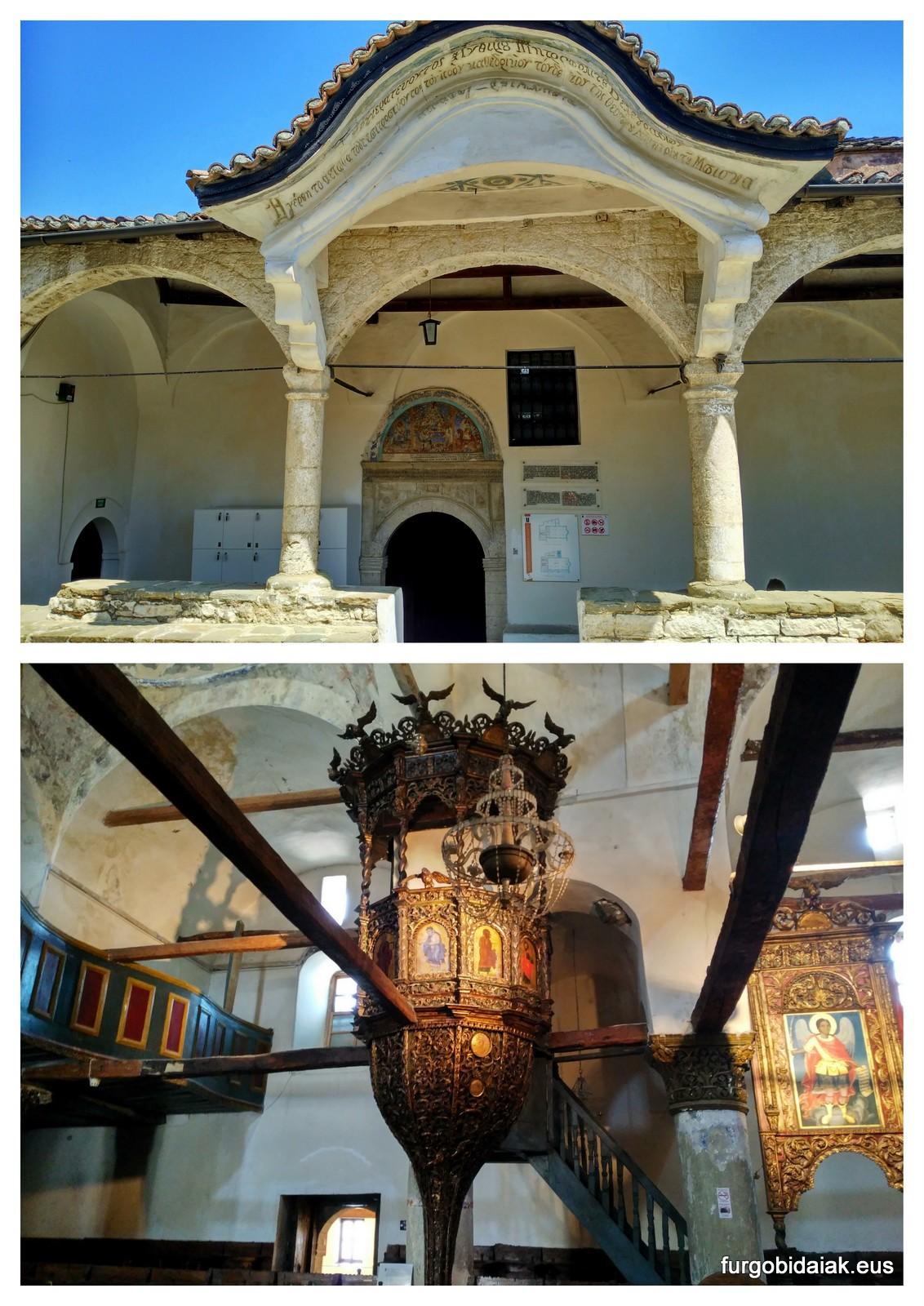 Museo Onufri, Berat, Albania