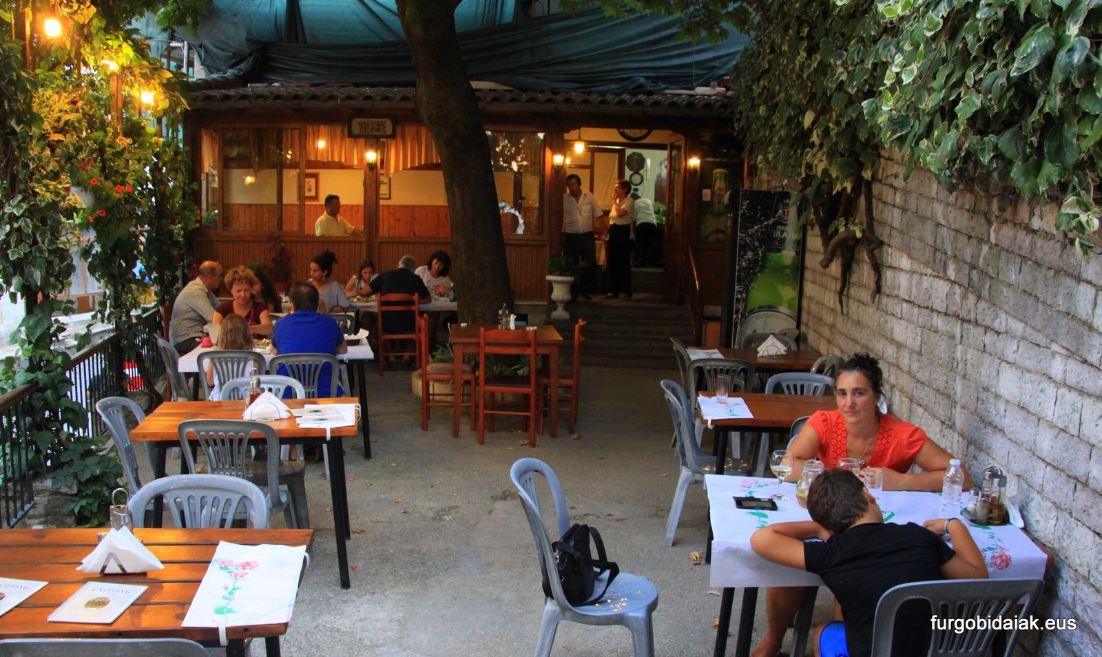 Restaurante Kujtimi, Gjirokastra, Albania