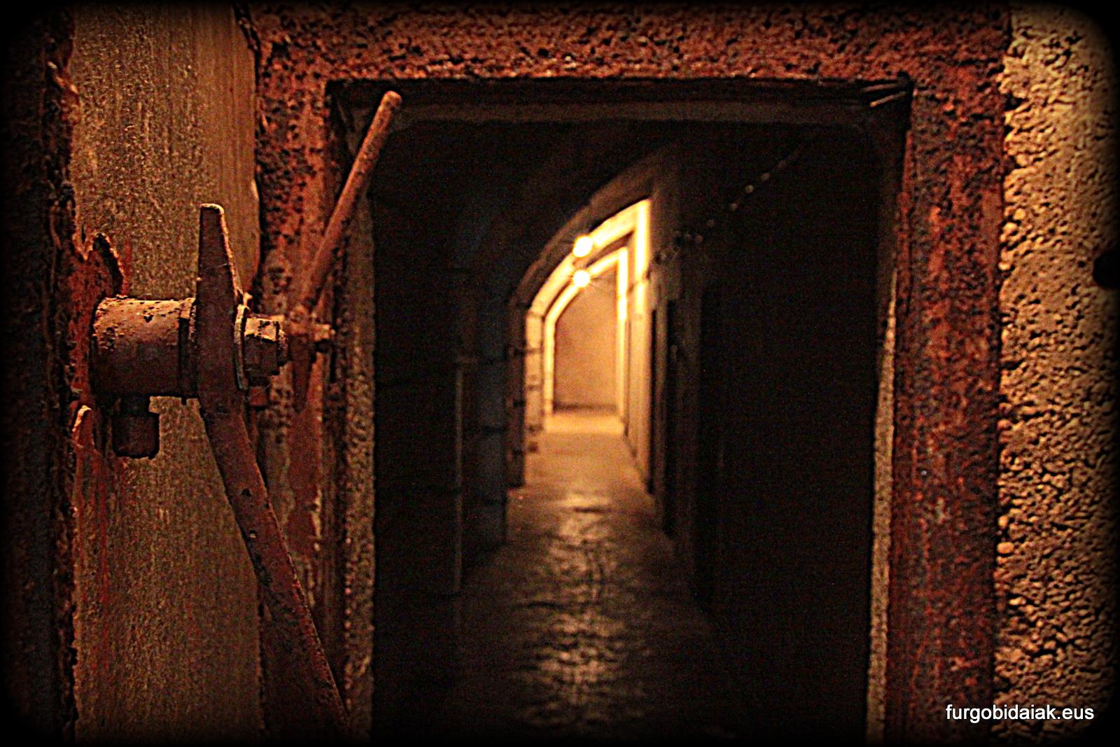 Cold war tunnel, Gjirokaster, Albania