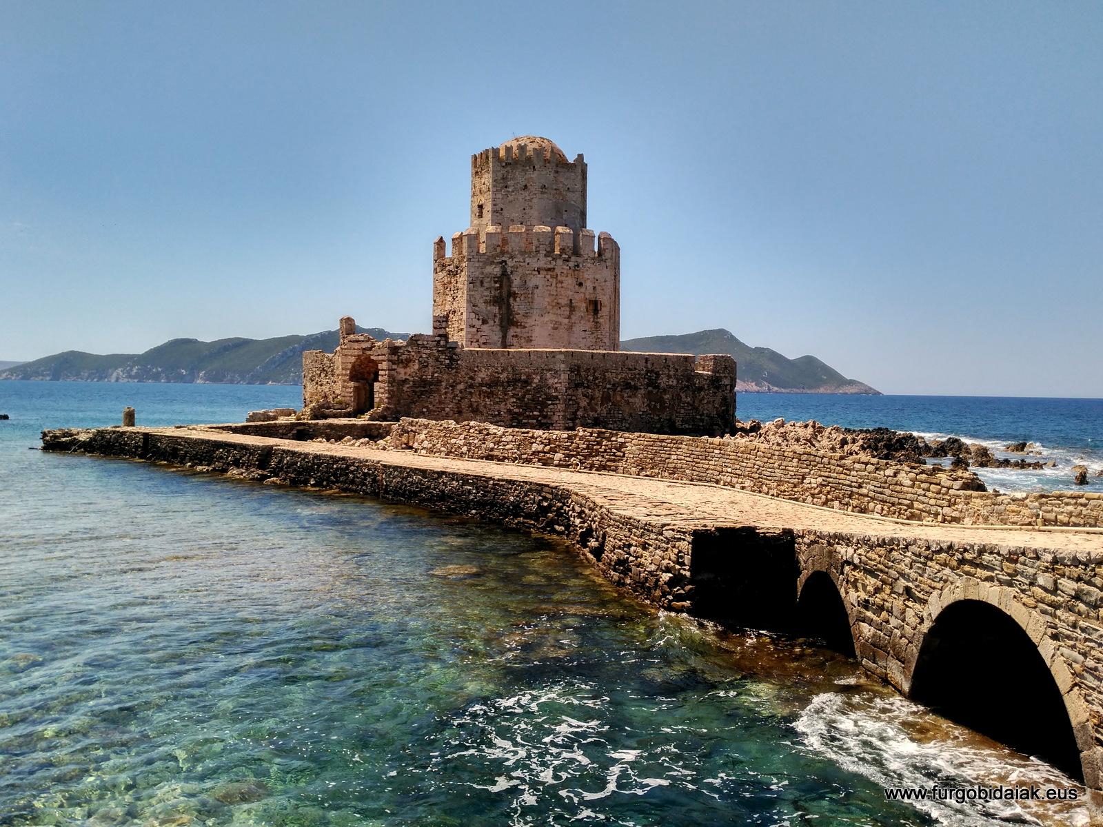 Bourtsi, Metoni, Peloponeso, Grecia