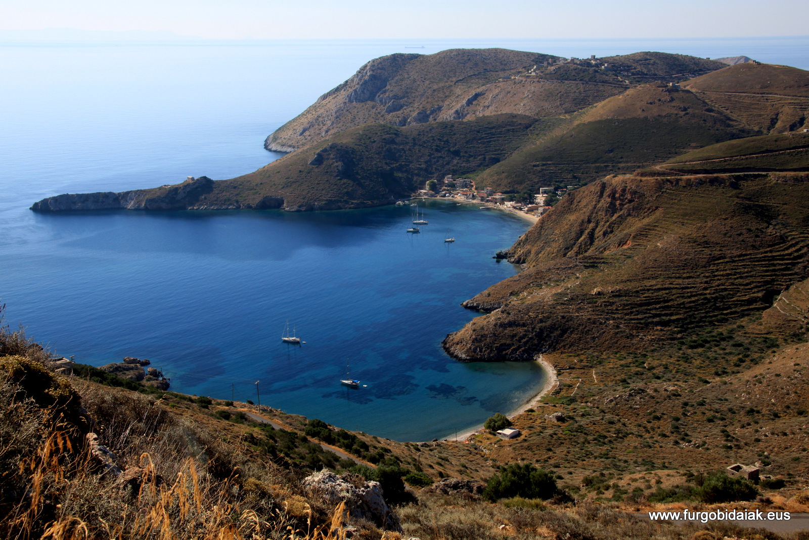 Península de Mani, Peloponeso, Grecia