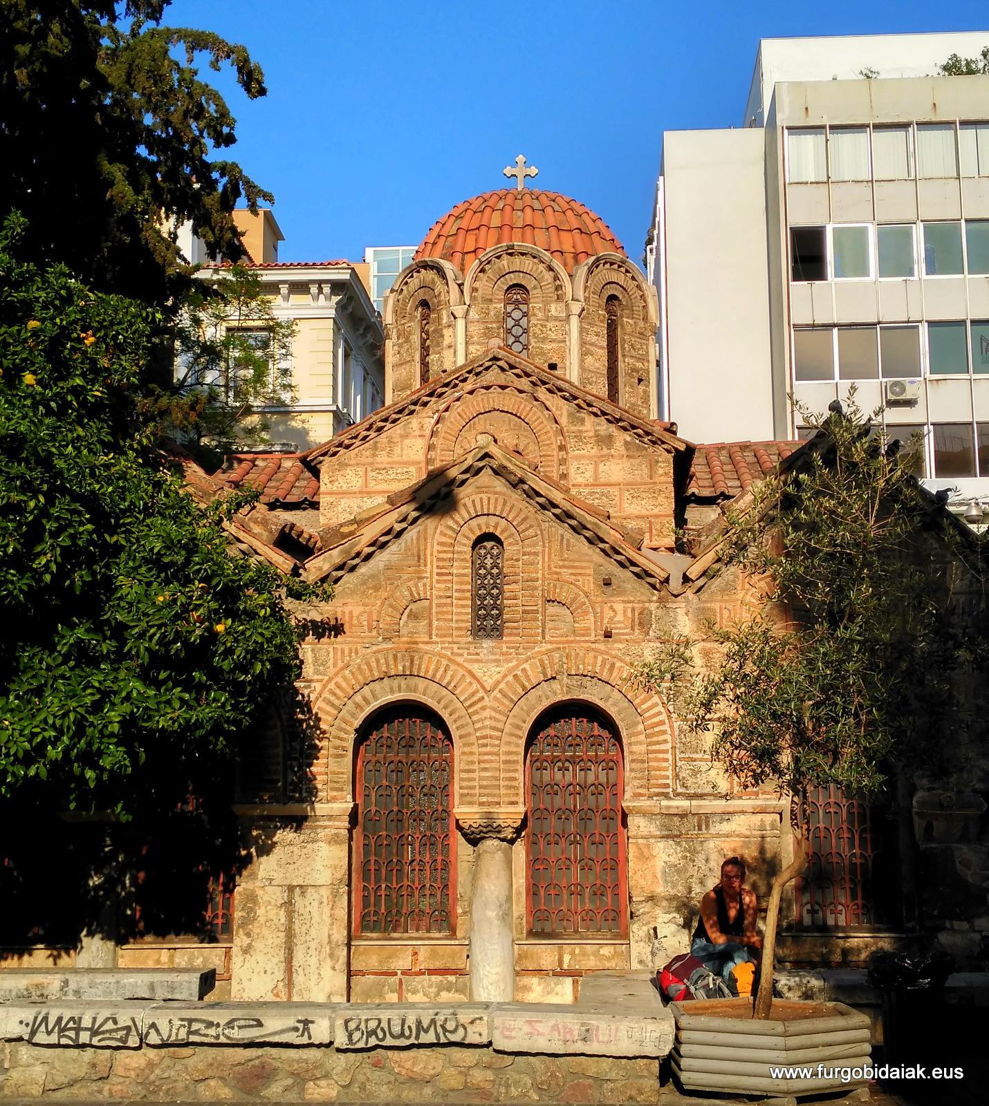 PANAGIA GORGOEPÍKOÖS, Atenas
