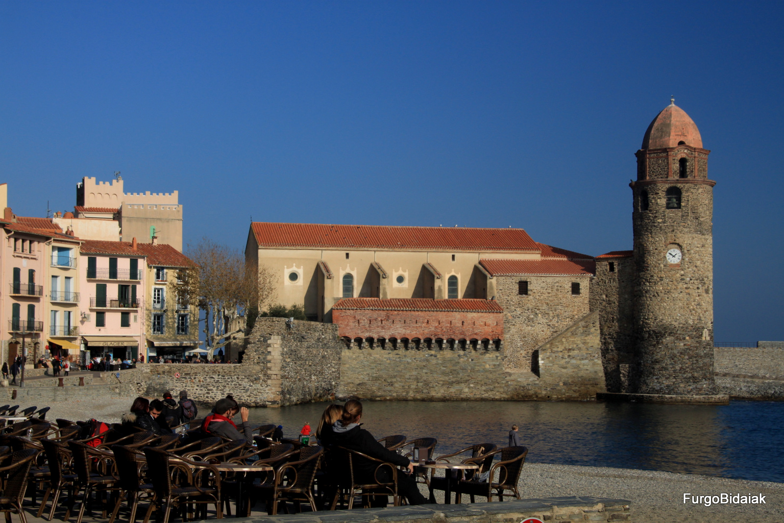 Saint Quirze, Collioure, Francia