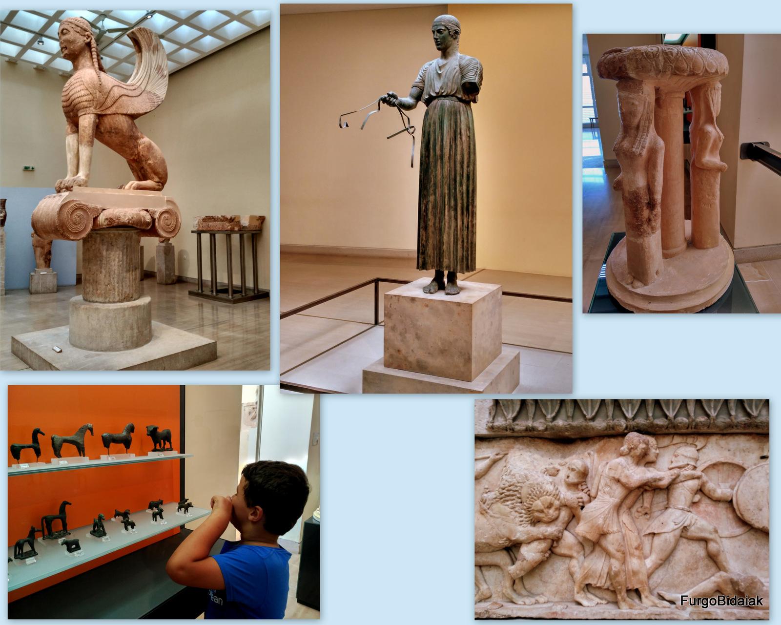 Museo Delfos Grecia