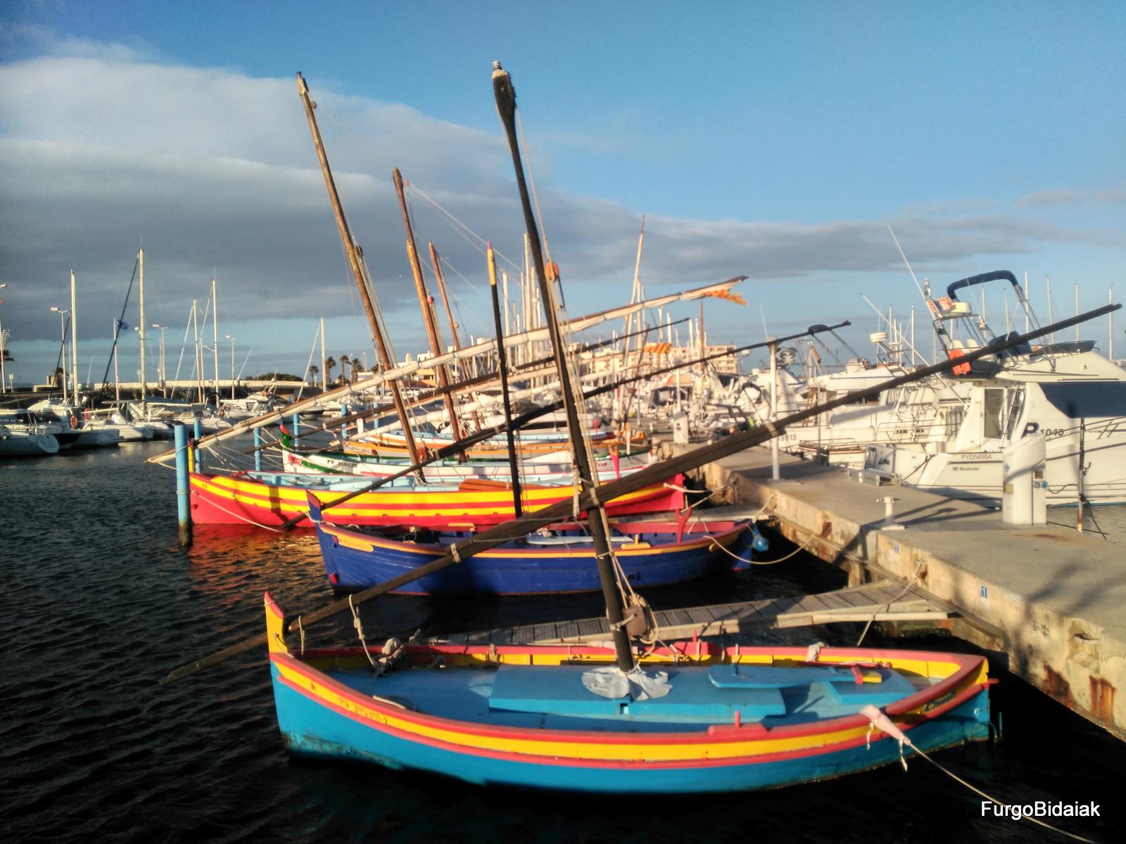 Port Le Barcarés