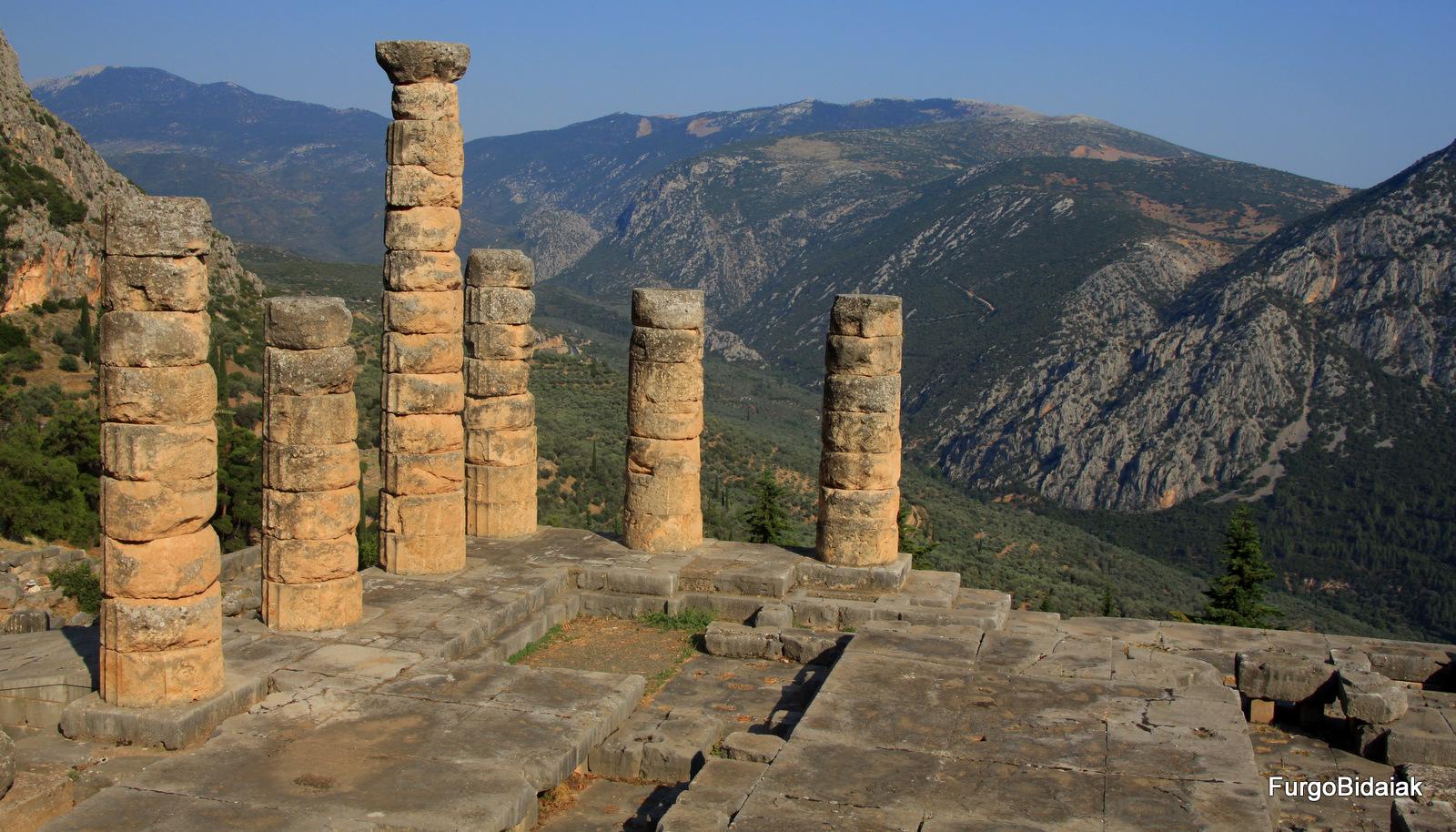 Monumentos y yacimientos, Consejos para viajar a Grecia