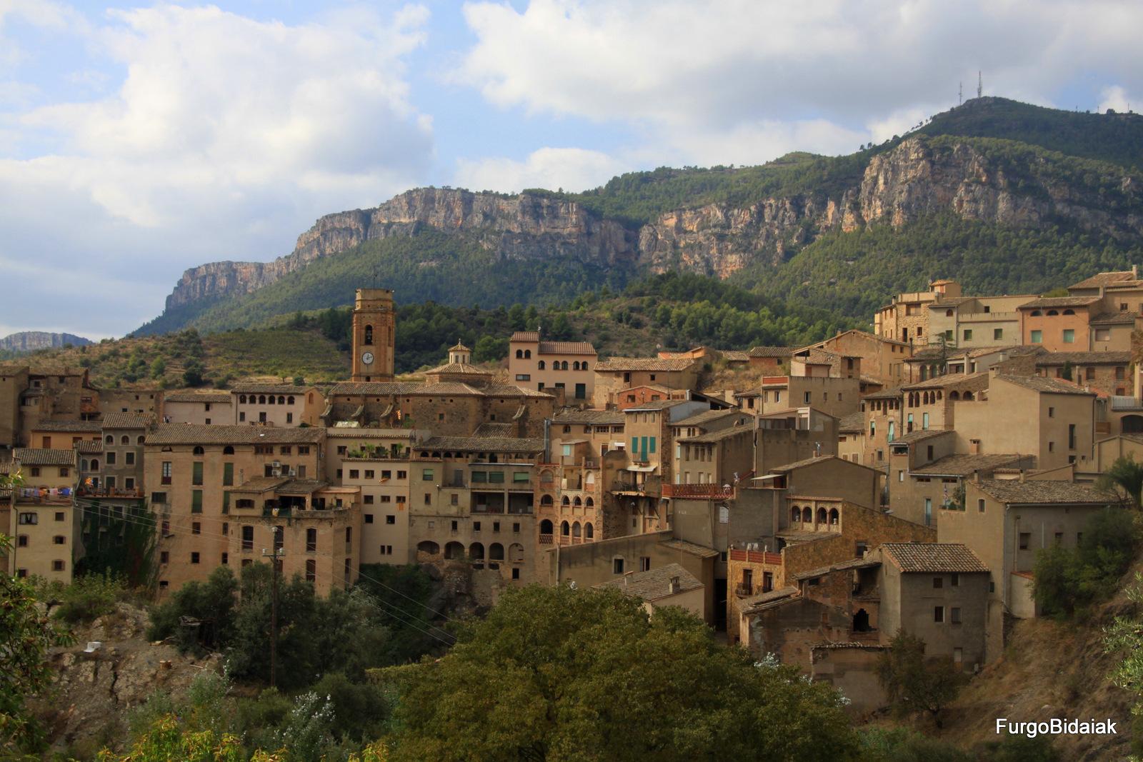 La Viella Baixa, Tarragona, Costa Dourada