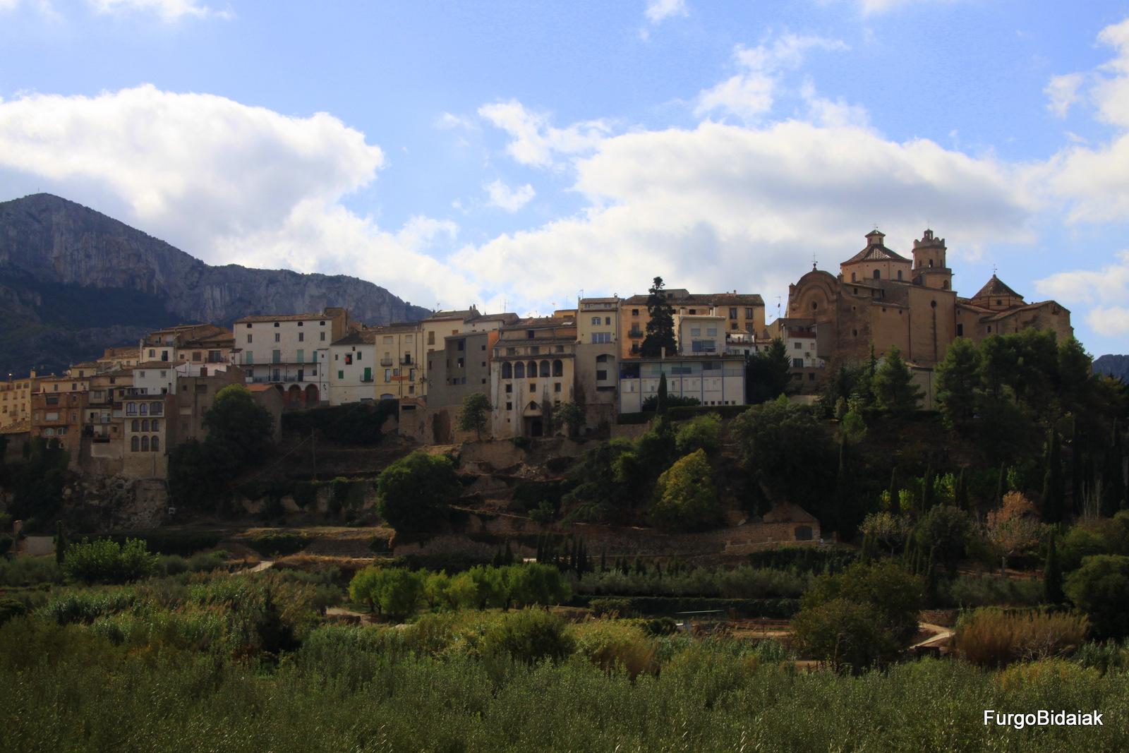 Tivissa, Tarragona, Costa Dourada