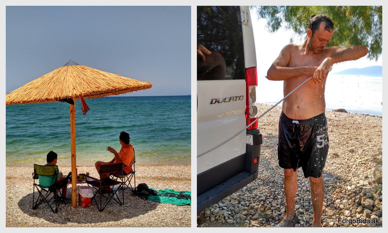 Playas,consejos para viajar a Grecia