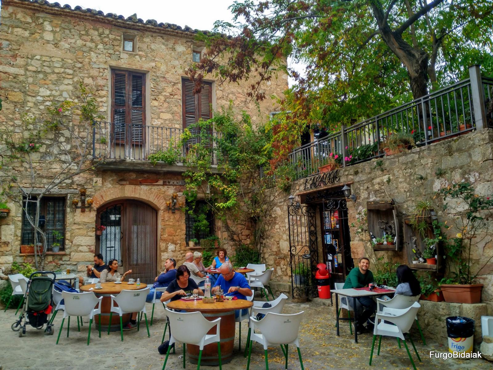 restaurante Acacia Tarragona Costa Dourada