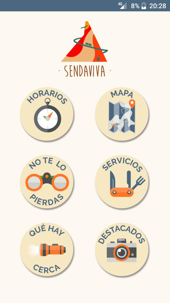 App de Sendaviva