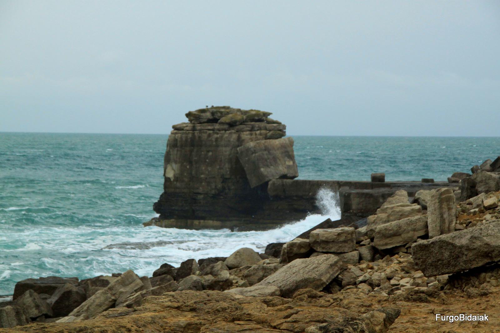 Pulpite Rock