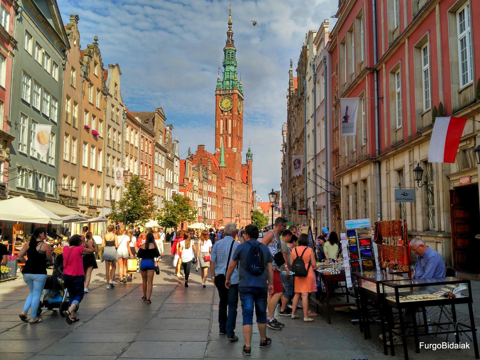 Camino Real, Gdansk, Polonia
