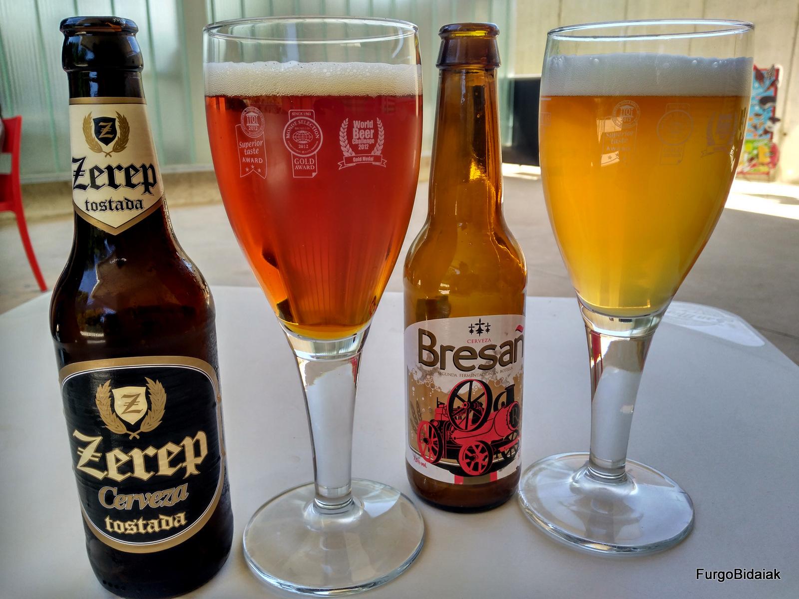 Cervezas artesanas, Palencia