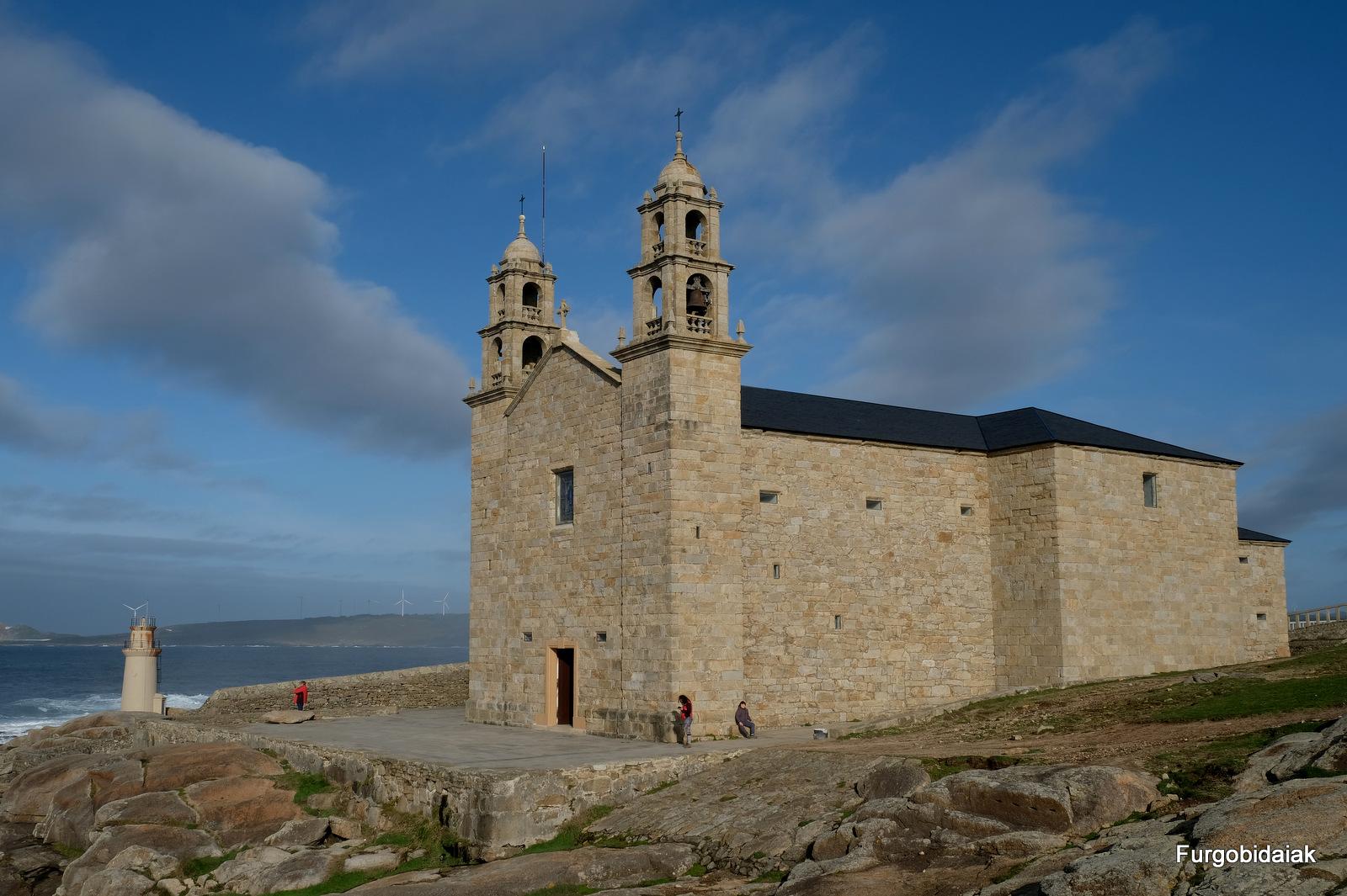 Santuario de Nosa Señora da Barca