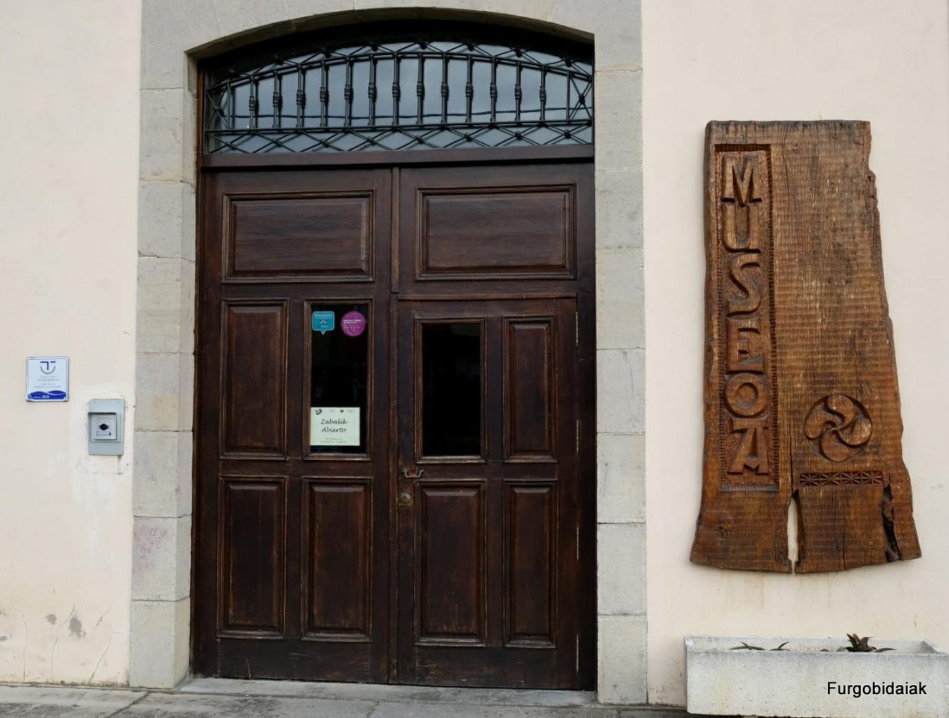 Museo de Etnografía de Artziniega, Museos vascos, Artziniega