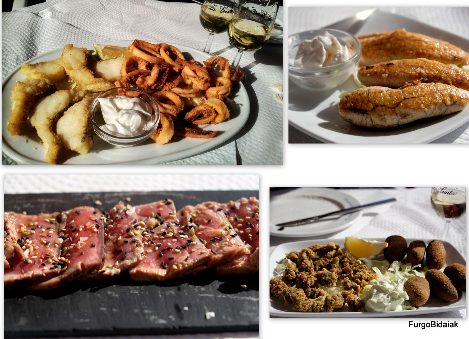 Bar-Restaurante El Ancla, Tarifa