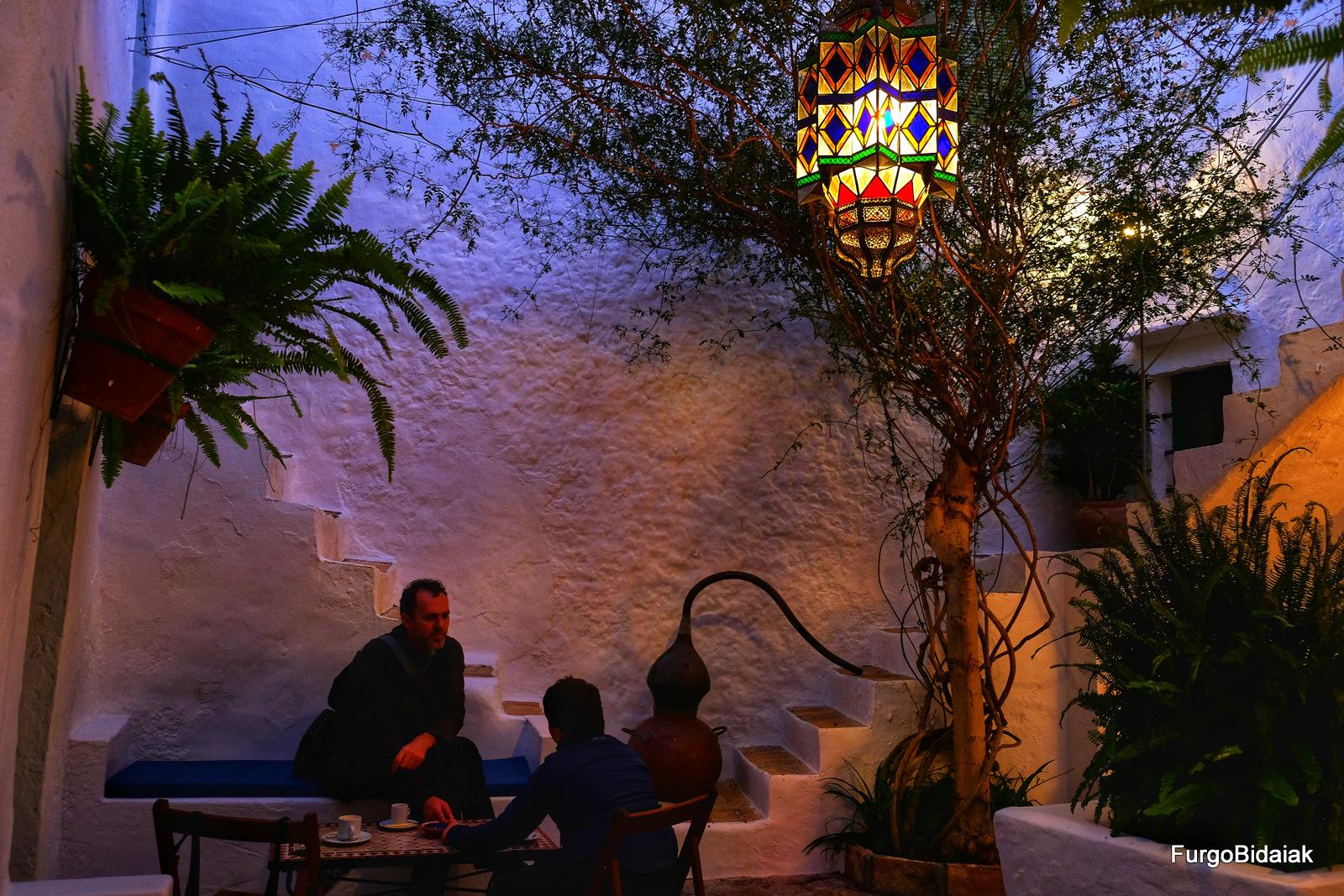 Tapeando por Cádiz, Bar La Tertulia, Conil de la Frontera