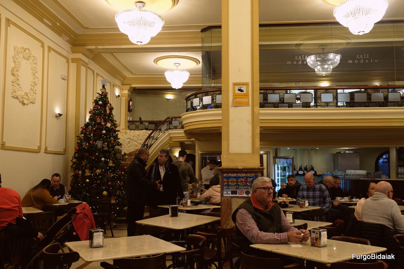 Tapeando por Cádiz, Café Modelo, La Linea de la Concepción