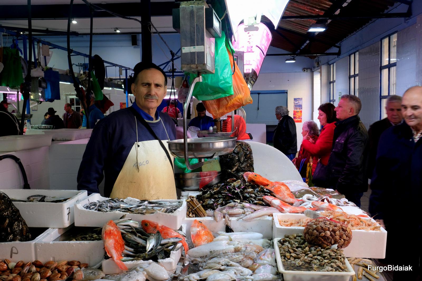 Mercado de abastos de La Línea de la Concepción.