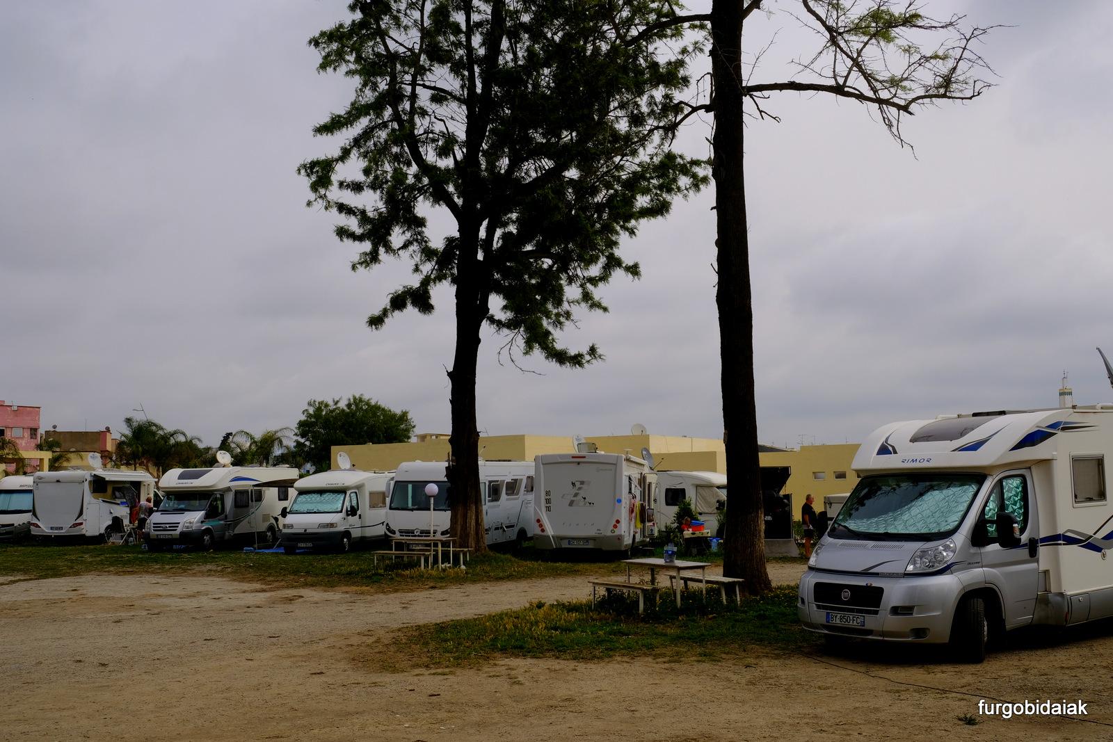 camping La Chenaie, Campings de Marruecos
