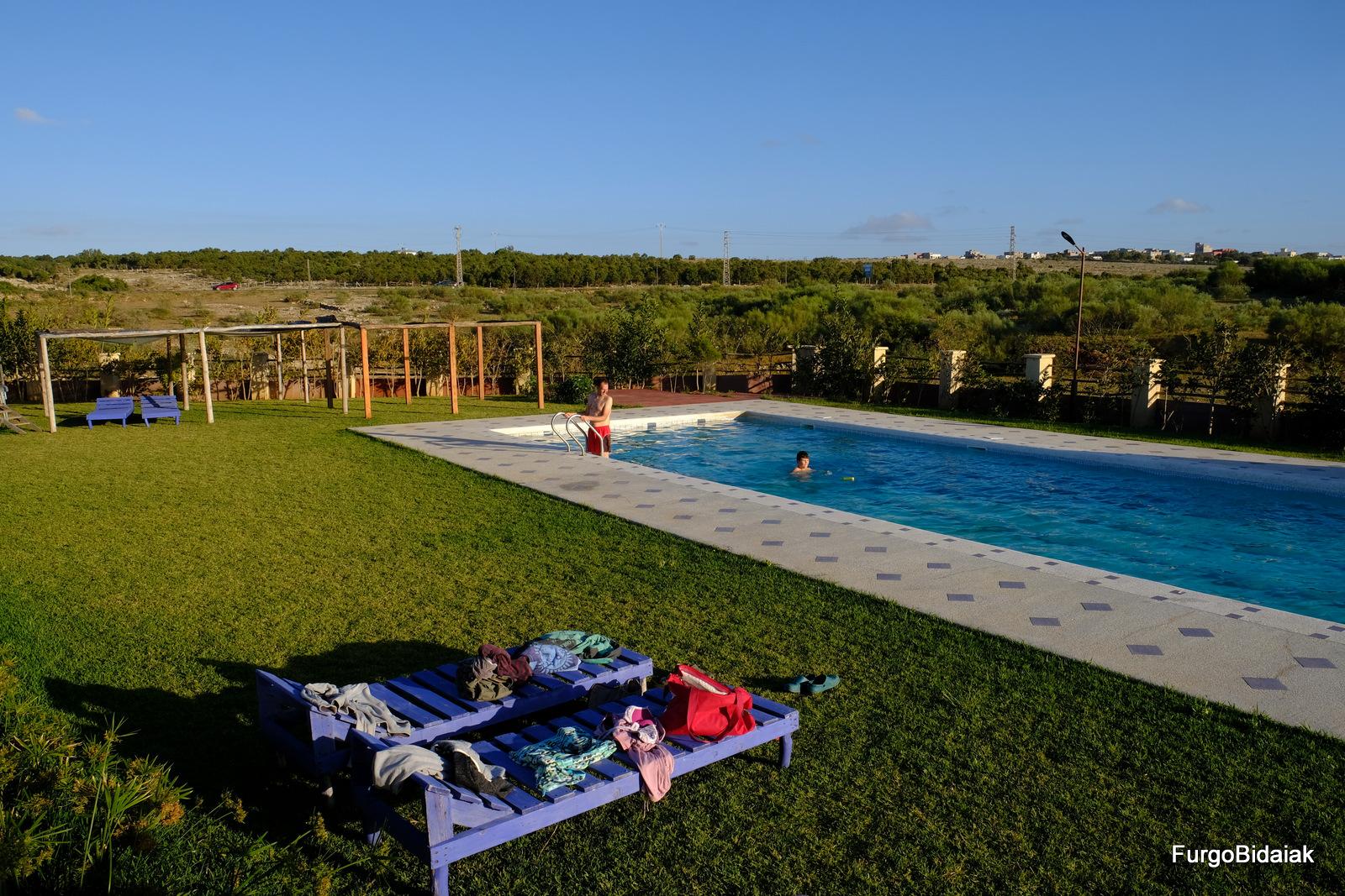 Hotel- camping Laguna Park