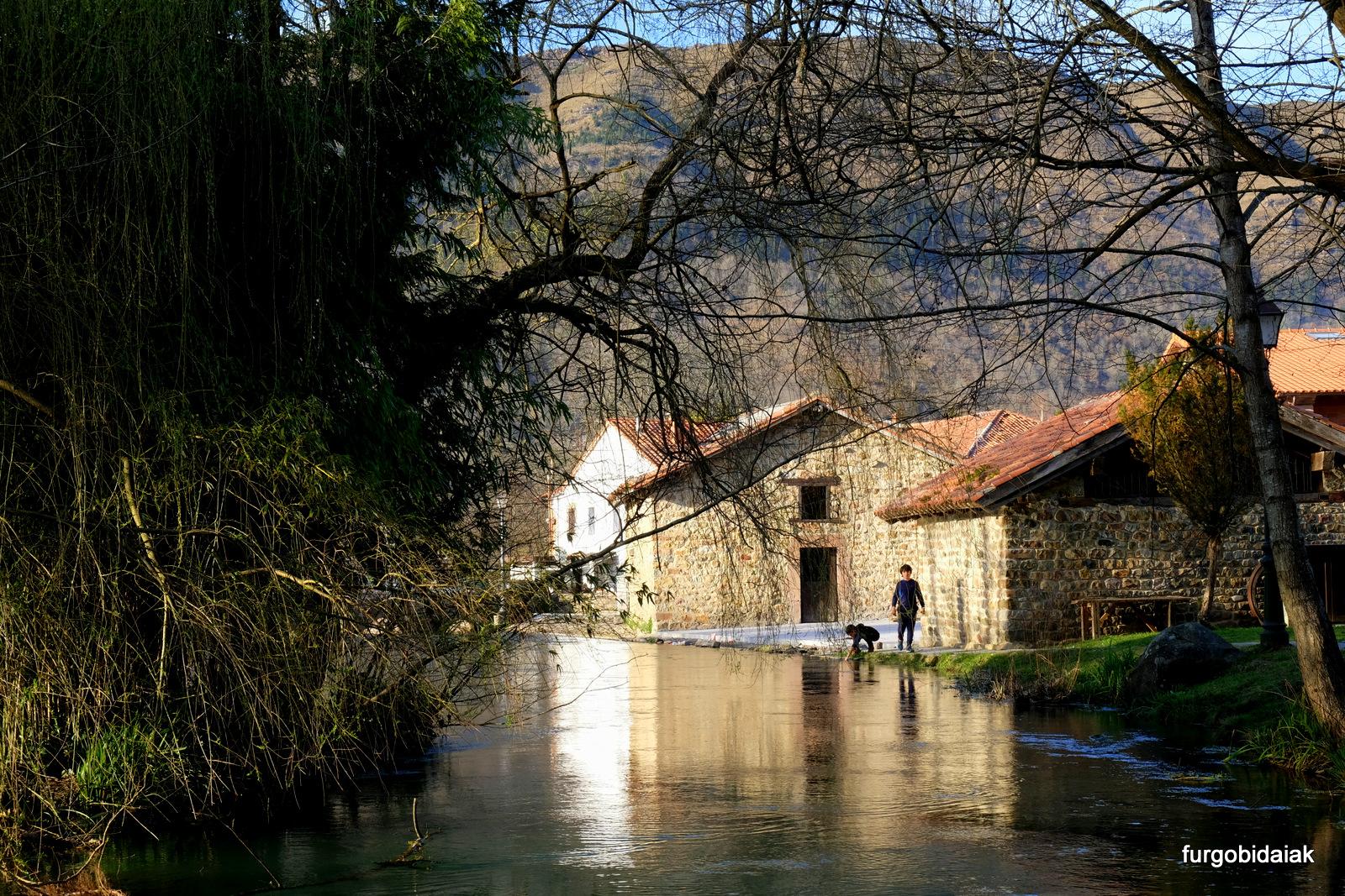 La Fuentona, Saja-Nansa, Cantabria