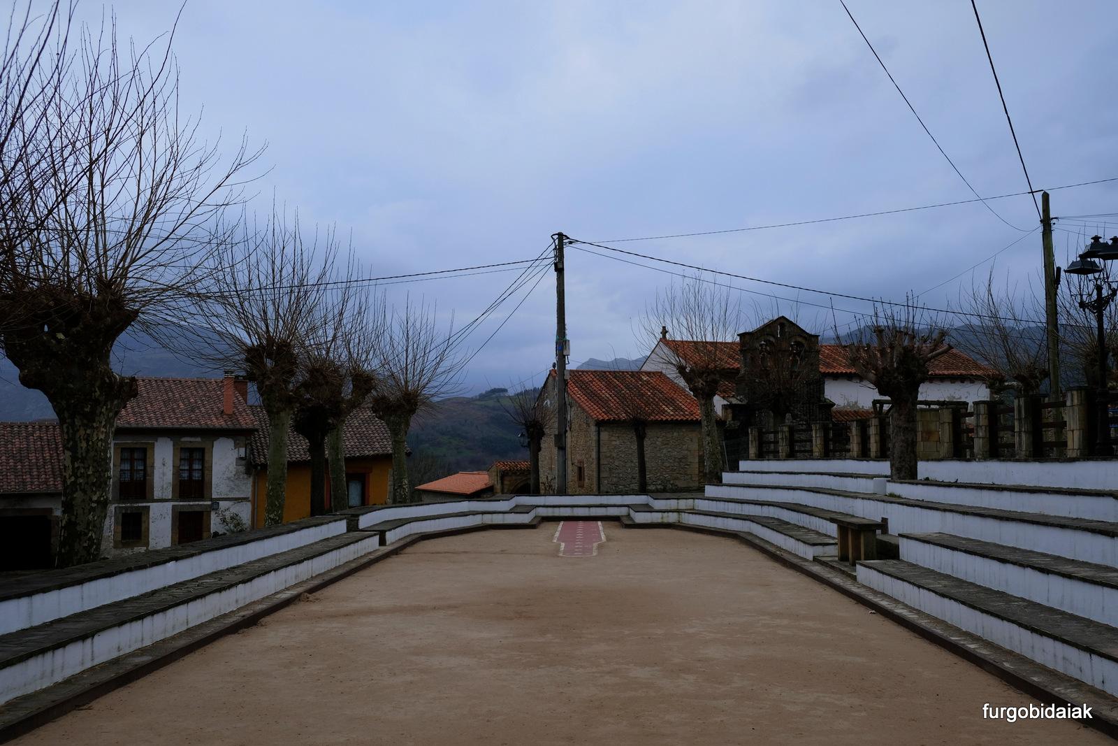 La bolera del Zurdo, Bielva, Cantabria